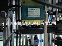 间歇分割器应用于灌装机械行业
