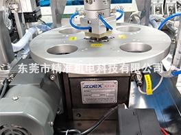 凸轮分割器应用于制药机械行业